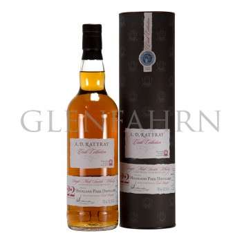 Highland Park 1990 22y Cask#577 Cask Collection A.D. Rattray