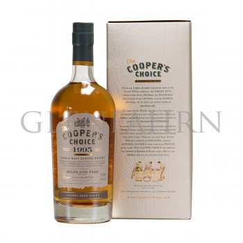 Highland Park 1995 20 Jahre Sherry Cask Finish The Coopers Choice