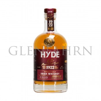 Hyde No.4 Presidents Cask Rum Cask Finish Single Malt Irish Whiskey