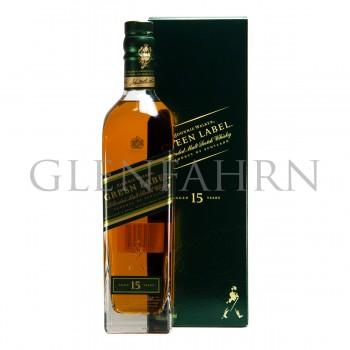 Johnnie Walker Green Label 15 Jahre