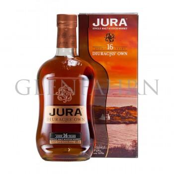 Isle of Jura 16 Jahre Diurach's Own 0,7l