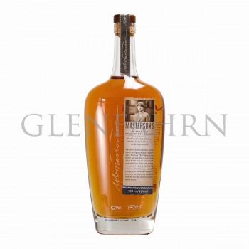 Masterson's 10y Straight Rye Whiskey