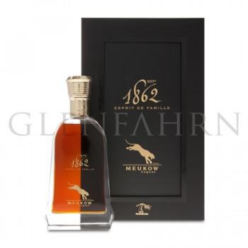 """Meukow 1862 """"Esprit de Famille"""" Cognac"""