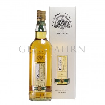 Miltonduff 1984 27y Cask#10015 Rare Auld Collection Duncan Taylor