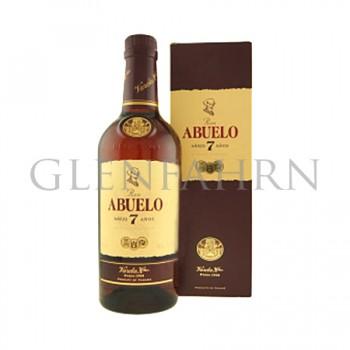 Abuelo Rum 7 Jahre 0,75 l