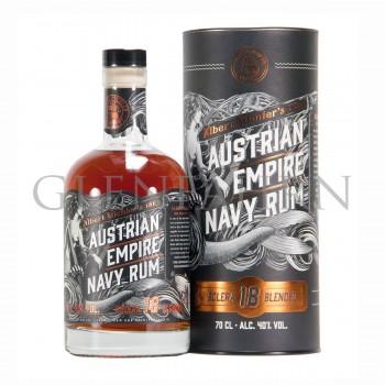 Austrian Empire Navy Rum Solera 18y