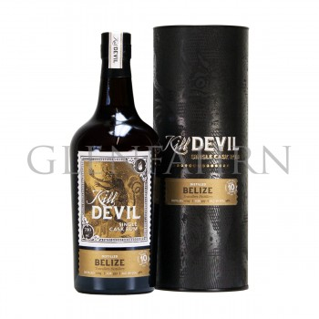Belize 10y Single Cask Kill Devil