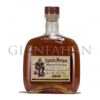 Captain Morgan Private Stock 100cl