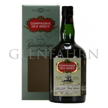 Guadeloupe 1998 16 Jahre Single Cask Rum Compagnie des Indes