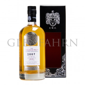 Secret Islay 2007 8 Jahre The Exclusive Malts