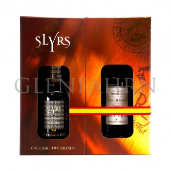 Slyrs Sherry Edition N°1 Oloroso (35cl Slyrs Whisky+37.5cl Sherry) 72.5cl