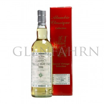 Alambic's Special Islay Malt 1996 18 Jahre Alambic Classique