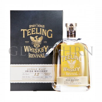 Teeling The Revival Vol. V 12 Jahre Cognac & Brandy Casks