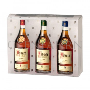 Asbach Uralt Cellarmasters Collection Triopack