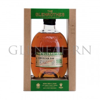 Glenrothes 1995 bot.2017 American Oak Limited Edition