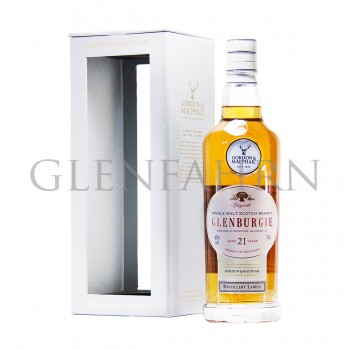 Glenburgie 21 Jahre Distillery Labels Gordon & MacPhail
