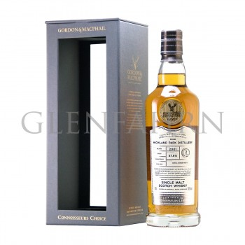 Highland Park 2001 17y Batch#19/030 Connoisseurs Choice Gordon & MacPhail