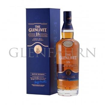 Glenlivet 18y Batch Reserve Single Malt Scotch Whisky
