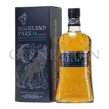Highland Park 14 Jahre Loyalty of the Wolf 100 cl