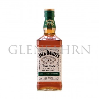 Jack Daniel's Straight Rye Tennessee Whiskey