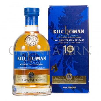 Kilchoman10th Anniversary Release