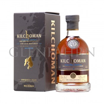 Kilchoman 2012 bot.2019 STR Cask Matured