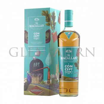 Macallan Concept Number I