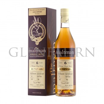 Dunyvaig 2008 6y Cask#42 The Maltman Meadowside Blending