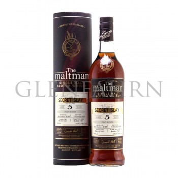 Secret Islay 2013 5y Cask#11026 The Maltman Meadowside Blending