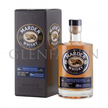 Marder 2015 4y Pure Single Malt Limited Edition 2019 50cl