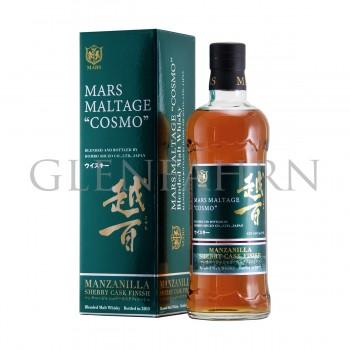 Mars Maltage Cosmo Manzanilla Sherry Finish