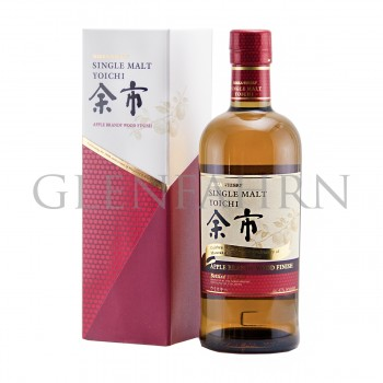 Nikka Yoichi bot.2020 Apple Brandy Wood Finish Single Malt Japanese Whisk