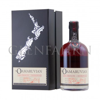 Oamaruvian 16y Cask Strength Double Wood The New Zealand Whisky Collection 50cl