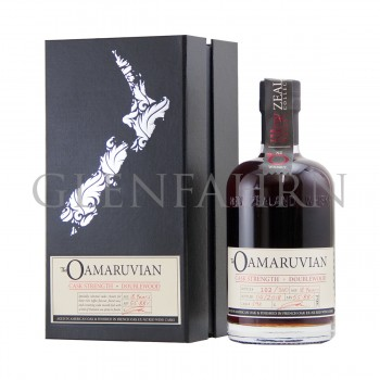 Oamaruvian 18y Cask Strength Double Wood The New Zealand Whisky Collection 50cl