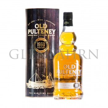 Old Pulteney 1990 Limited Edition Lightly Peated