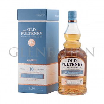 Old Pulteney 10y Traveller's Exclusive Single Malt Scotch Whisky 100cl