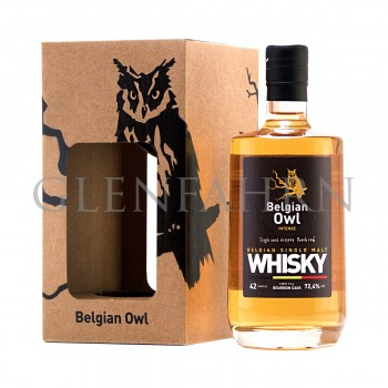 Belgian Owl 3y Cask#6033554 42 Months Intense 50cl