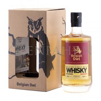 Belgian Owl 3y Cask#872 Glen Els Firkin Cask Finish 50cl
