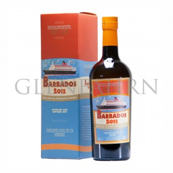 Barbados 2012 Transcontinental Rum Line