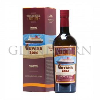 Guyana 2004 Transcontinental Rum Line