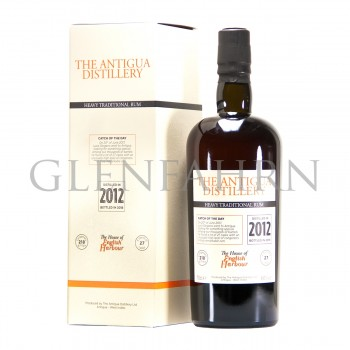 The Antigua Distillery 2012