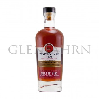 Worthy Park 2013 Quatre Vins Cask Selection Series #8