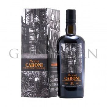 Caroni 1996 23y Guyana The Last Caroni Full Proof Heavy Trinidad Rum
