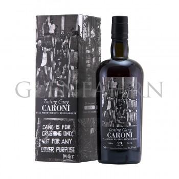 Caroni 1996 23y Guyana Tasting Gang Full Proof Blended Trinidad Rum