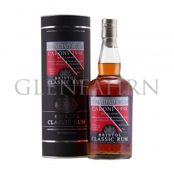 Caroni 1998 bot.2019 Cask#2186 Bristol Classic Rum