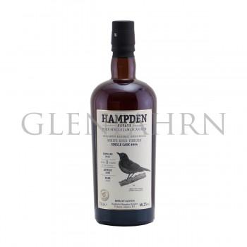 Hampden 2012 8y Cask#664 OWH White Eyed Thrush Trelawny Endemic Birds Habitation Velier