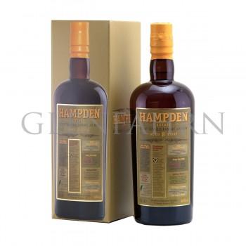 Hampden 8y Pure Single Jamaican Rum