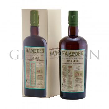 Hampden 2010 LROK Habitation Velier Pure Single Jamaican Rum