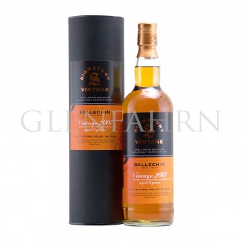 Ballechin 2007 11y Small Batch Edition#2 Signatory