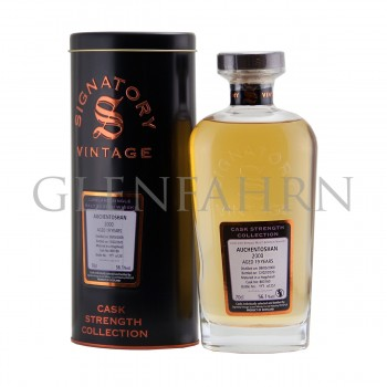 Auchentoshan 2000 19y Cask#800160 Cask Strength Collection Signatory